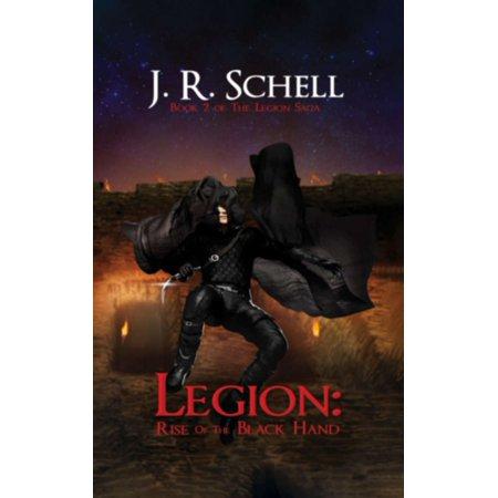 Legion: Rise Of The Black Hand - eBook