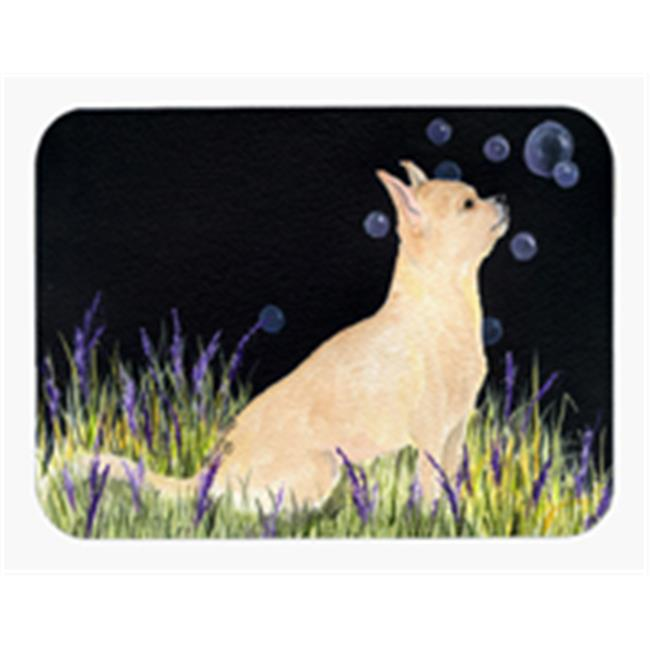 Carolines Treasures SS8515MP Starry Night Chihuahua Mouse Pad - image 1 de 1