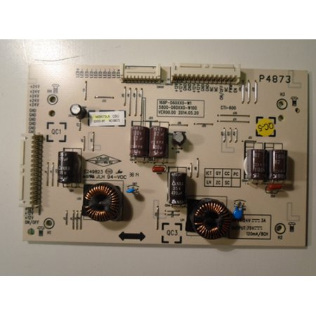 LG 60LB5200 Backlight Inverter Board 1409073LA / 168P-D60XX0-W1