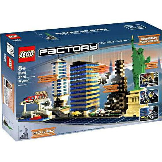 Factory Skyline Set LEGO 5526