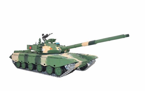2.4Ghz 1//16 Chinese ZTZ 99A MBT RC Airsoft Battle Super Metal w//Smoke /& Sound