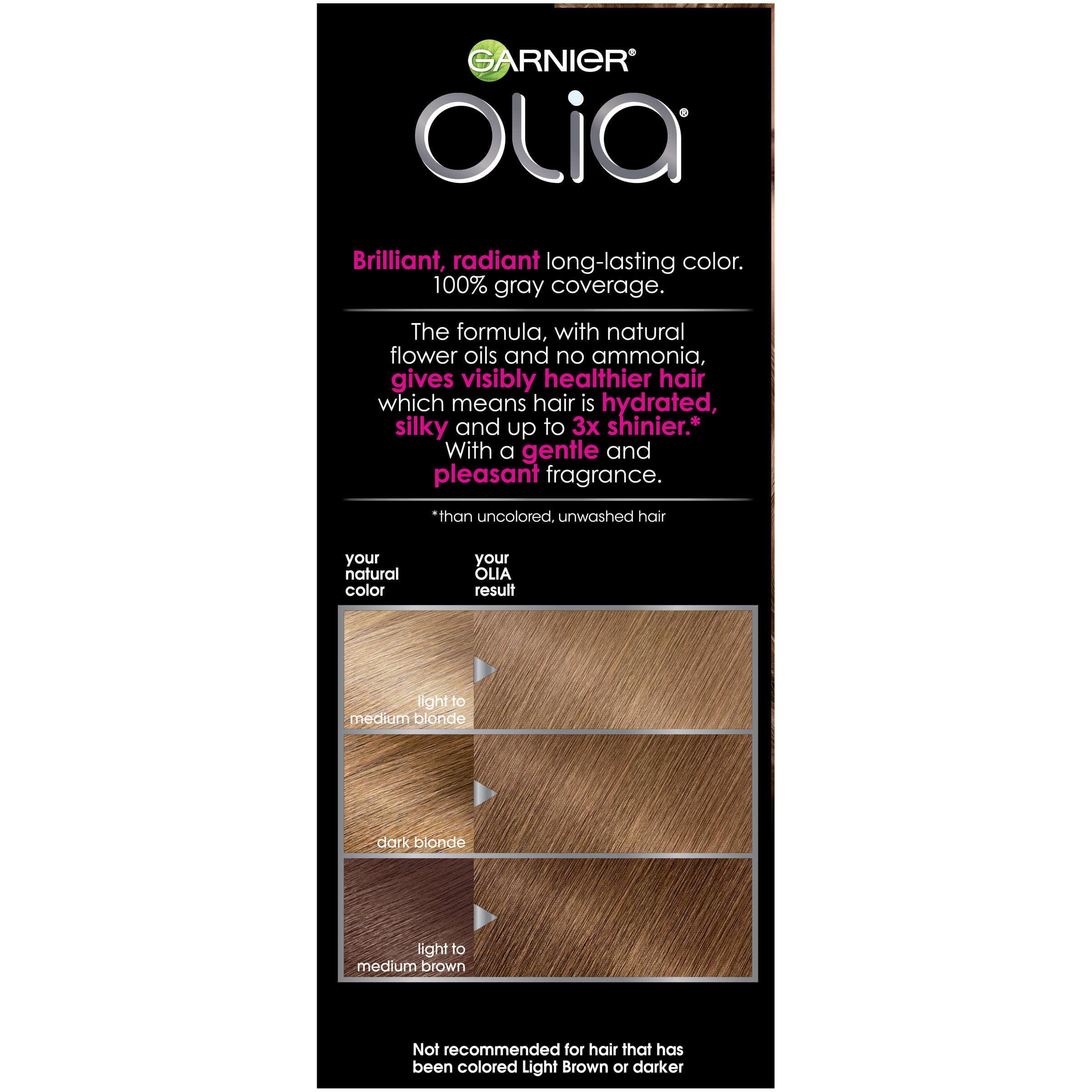 Garnier Olia Oil Powered Permanent Hair Color 90 Light Blonde