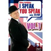 I Speak You Speak with Clive Vol. 7 - eBook
