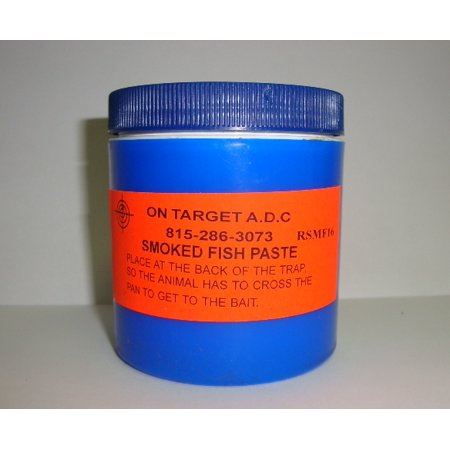 On Target A.D.C. Smoked Fish Paste Bait Pint ()
