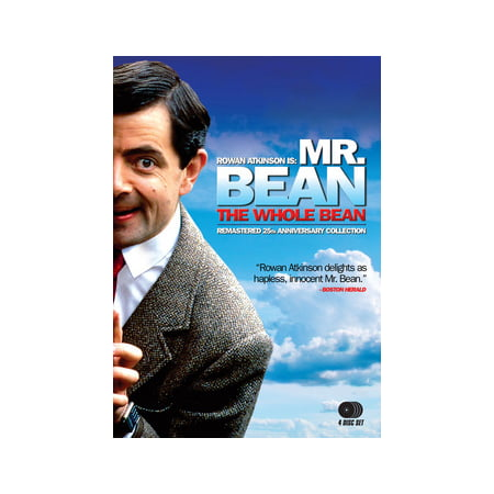 Mr. Bean: The Whole Bean (Remastered 25th Anniversary Collection) (DVD) for $<!---->