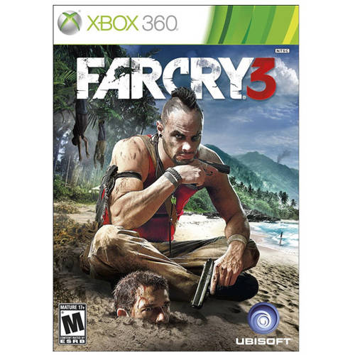 Far Cry 3 (Xbox 360) - Pre-Owned
