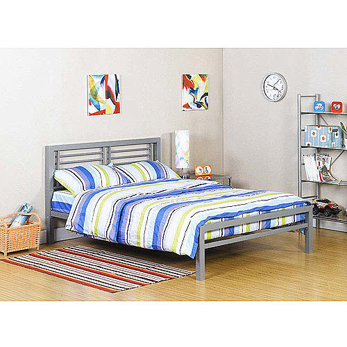 your zone metal full bed, multiple colors