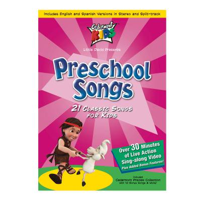 DVD-Cedarmont Kids: Preschool Songs - Preschool Halloween Song