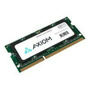 Axiom RAM1066DDR3-2G-AX 2 GB DDR3-1066 SODIMM for Synology