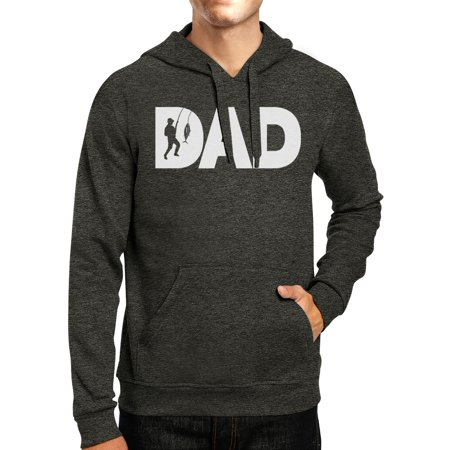 Dad Fish Unique Design Hoodie Cute Birthday Gifts For Fishing Dads - Fishing Birthday