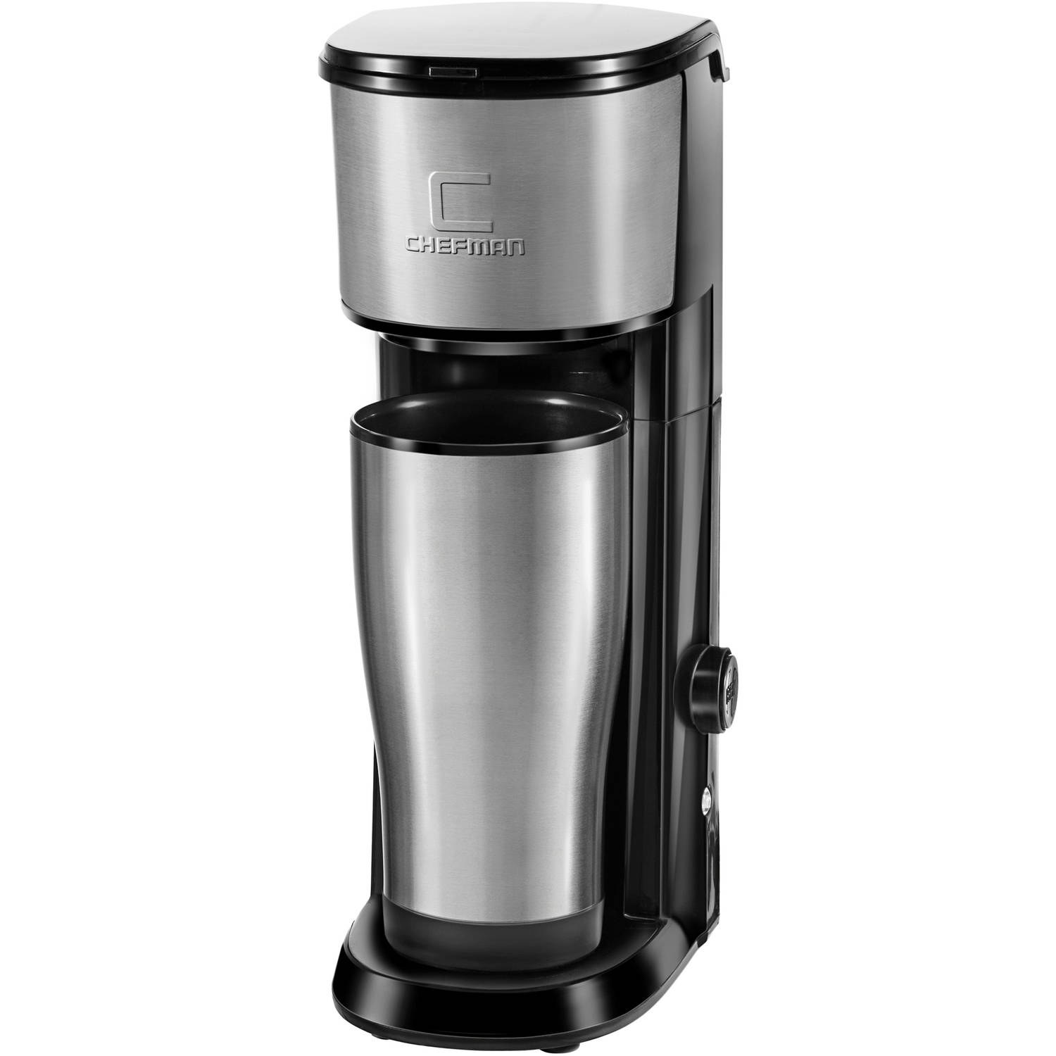 Chefman Coffee Maker K Cup VersaBrew Brewer FREE FILTER INCLUDED