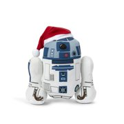 """Stuffed Star Wars Plush Toy - 9"""" Talking Santa R2D2 Doll"""