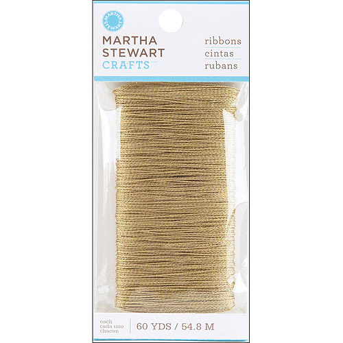 Martha Stewart Crafts Doily Lace Thread