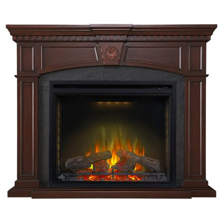 Napoleon Harlow Fireplace Package