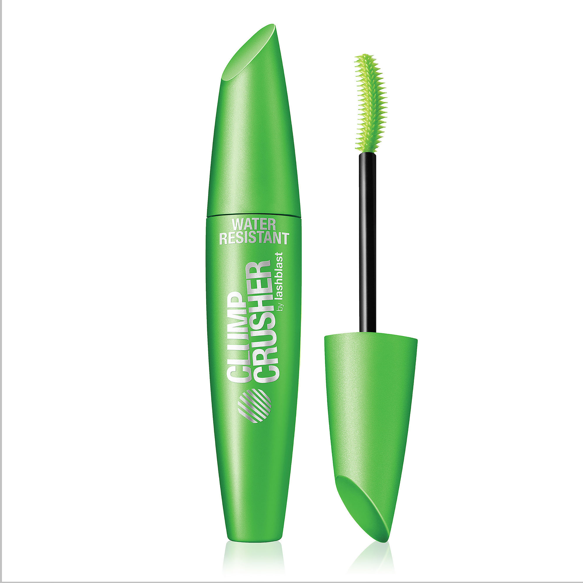 COVERGIRL Clump Crusher by LashBlast Water Resistant Mascara, Black, .44 fl oz