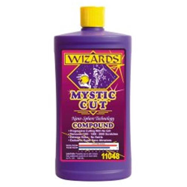 RJ Star 11048 32 oz Mystic Cut Nano-Sphere Technology Compound for Cleaning Vehicles - image 1 of 1