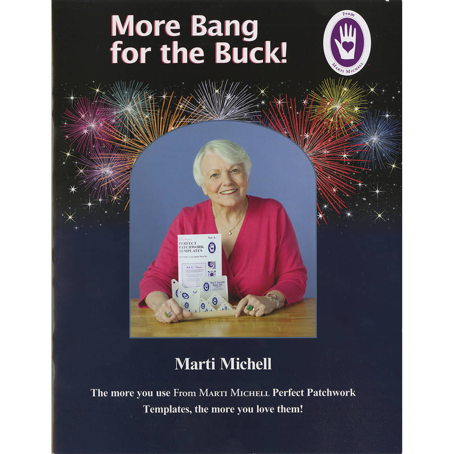 Marti Michell Books More Bang For The Buck!