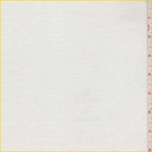 Buttercream Linen, Fabric By the Yard