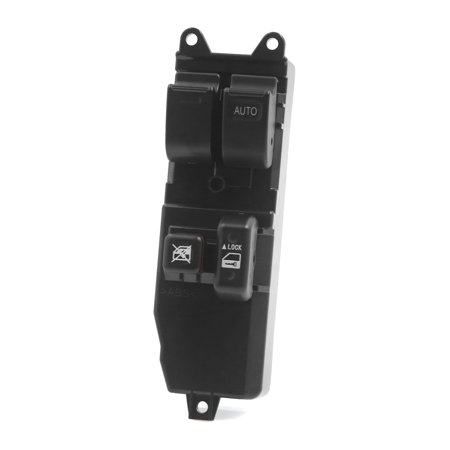 - Front Right Driver Side Door Window Master Switch 84820-26201 for  Hiace