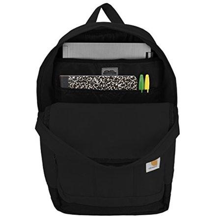 cf252f54d1 Carhartt - Carhartt D89 Backpack 11031301 Black - Walmart.com