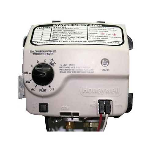 "RELIANCE WATER HEATER CO 100262939 2"" Honeywell Gas Valve"