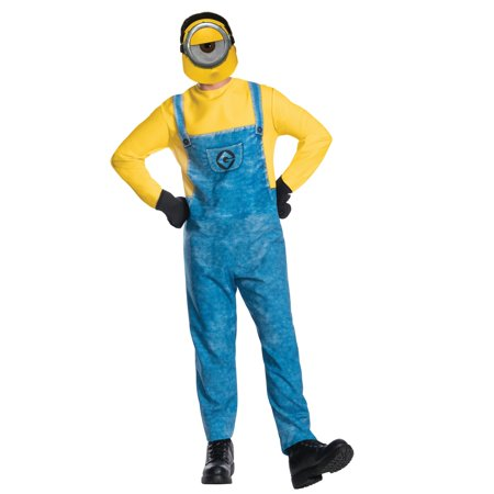 Minion Costumes For Men (Mens Minion Mel Costume)