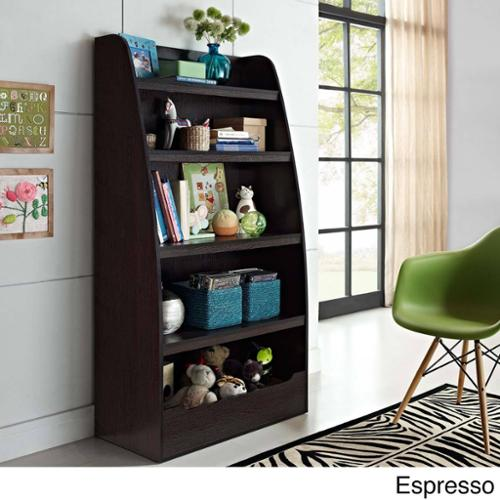 Avenue Greene Ameriwood Home Mia Kids 4 Shelf Bookcase by Cosco by Overstock
