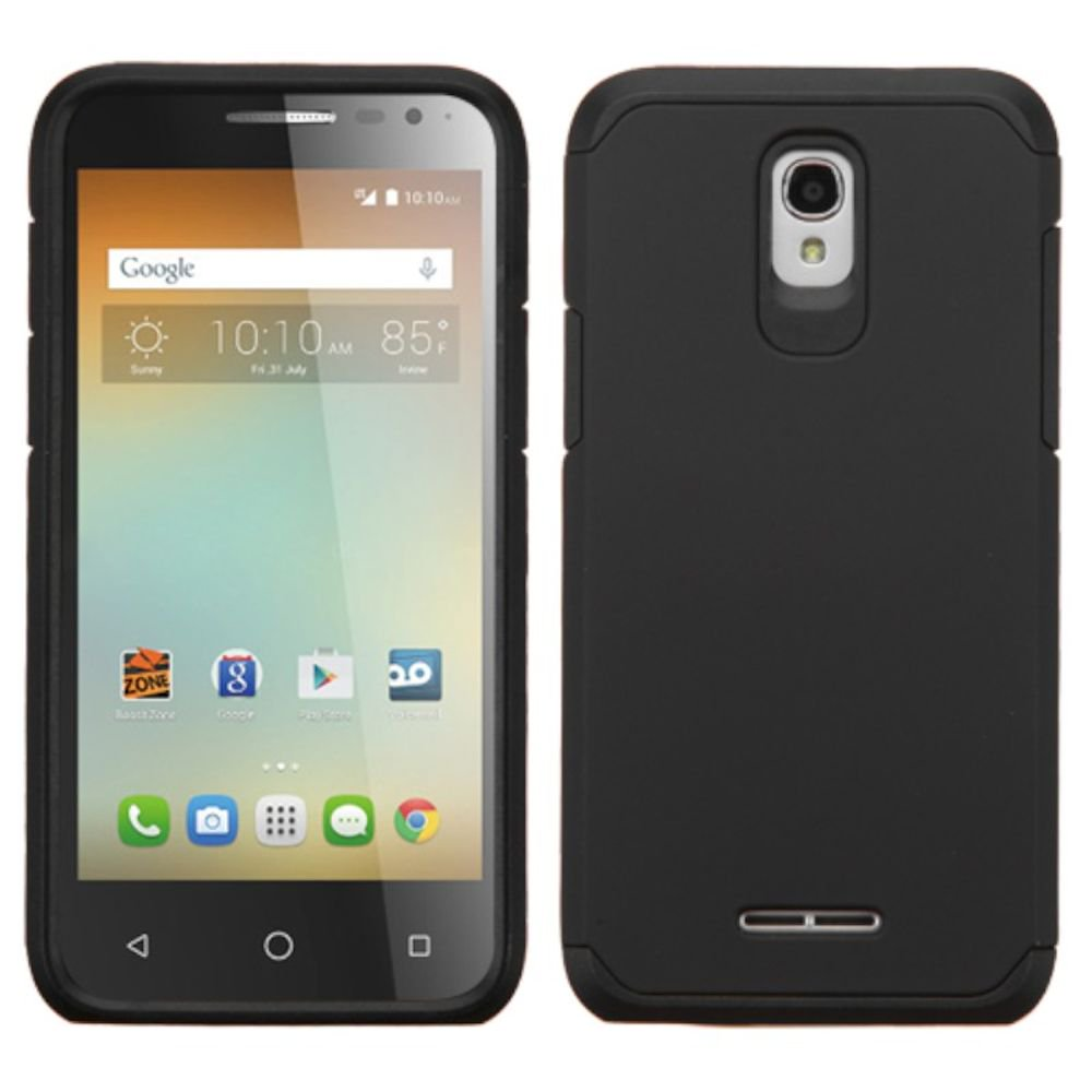 timeless design c61f9 f69db Alcatel One Touch Elevate Phone Case, Alcatel One Touch Elevate Case, by  Insten Hard Dual Layer Hybrid Case For Alcatel One Touch Elevate case cover