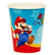 Super Mario Party 9 oz Paper Cups, 8pk