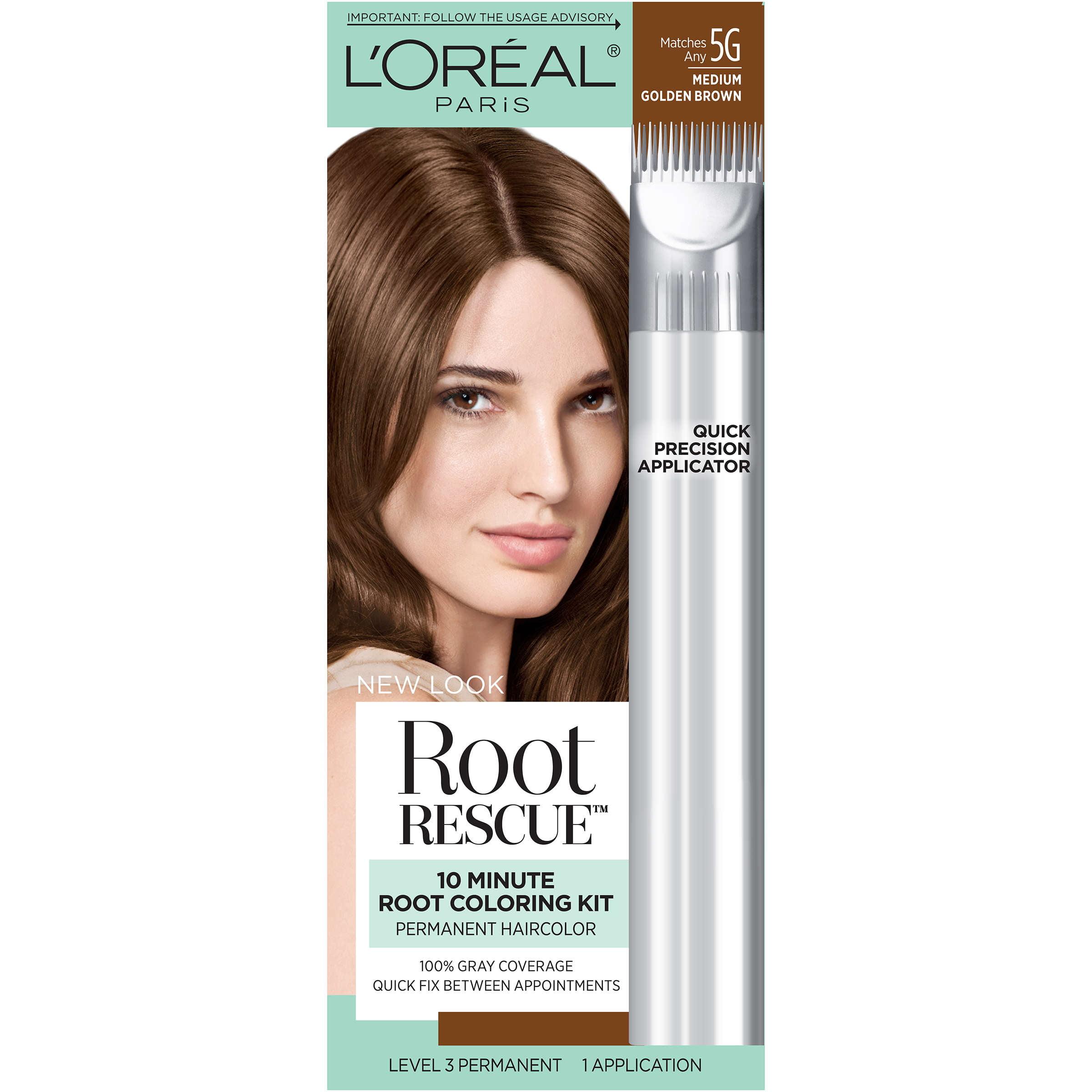 L\'Oreal Root Rescue Root Coloring Kit - Walmart.com