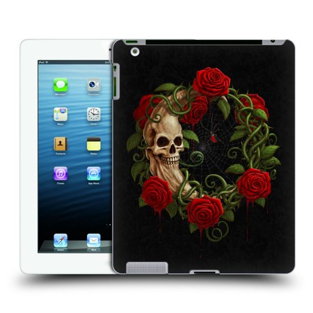 OFFICIAL CHRISTOS KARAPANOS HORROR HARD BACK CASE FOR APPLE IPAD