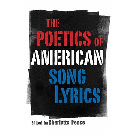Poetics of American Song Lyrics (Halloween Songs Lyrics For Adults)