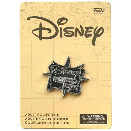 Funko Disney Pioneer 2017 Pin - Halloween Disney World 2017