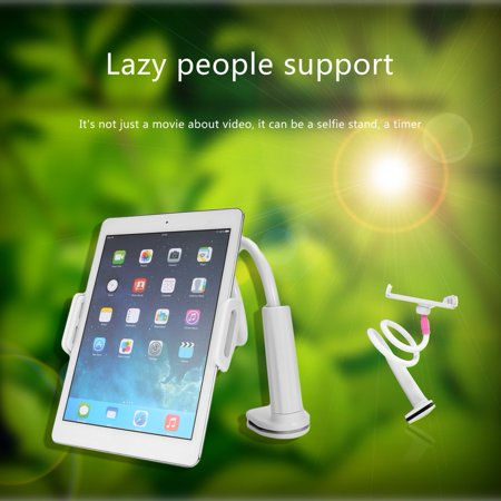 Lightweight Tablet Lazy 360 Degree Flexible Arm Table Holder Stand Desktop Table Tablet Support Mount For Ipad - image 1 de 7