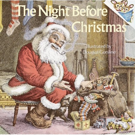 The Night Before Christmas - Halloween Falls On The Night Before