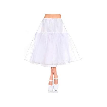 Long White Petticoat, Long Petticoat](Petticoat Size Chart)