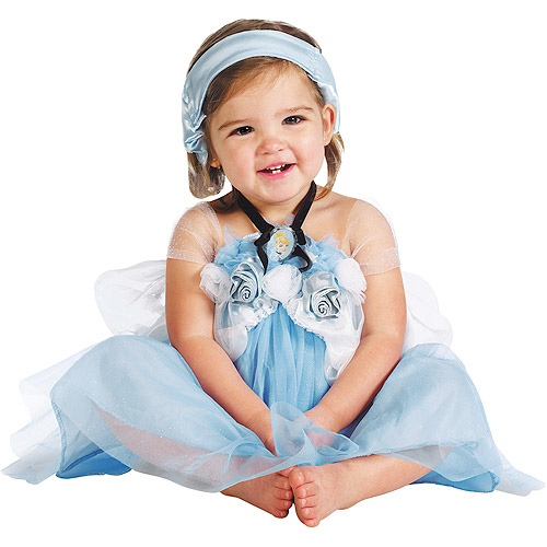 Disney Princess Cinderella Infant Dress-Up Costume by Generic