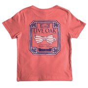 Live Oak Brand Youth Bow Tie Emblem T-Shirt