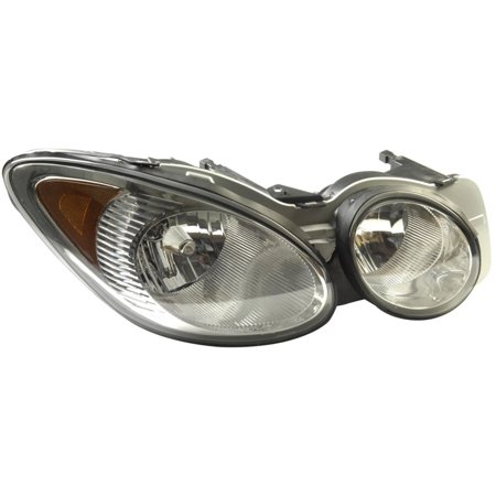 Buick Lacrosse Parking Light (Dorman 1591032 Headlight For Buick LaCrosse, Clear)