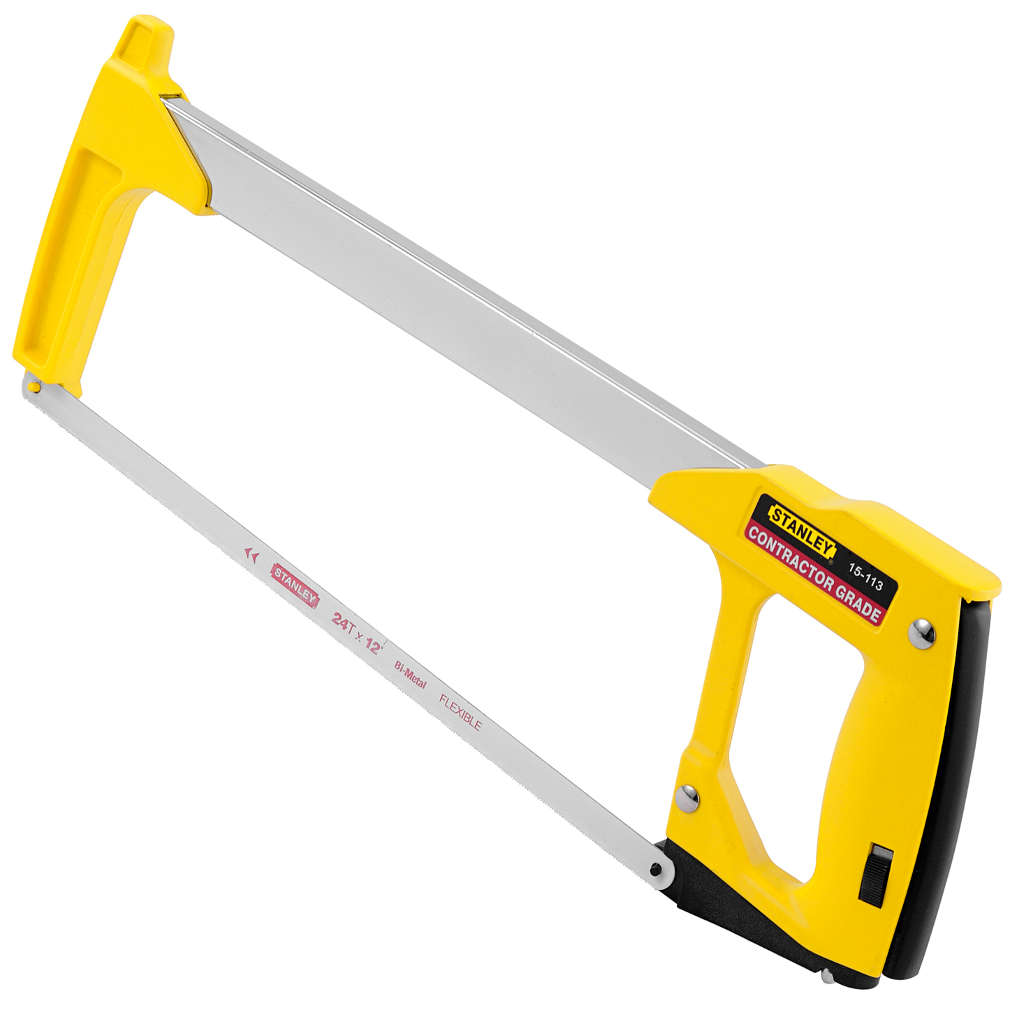 Stanley Hand Tools 15-113 High Tension Hacksaw