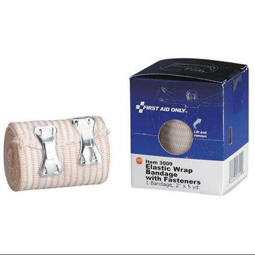 FIRST AID ONLY FAE-3009 Elastic Bandage Wrap, No, Cotton