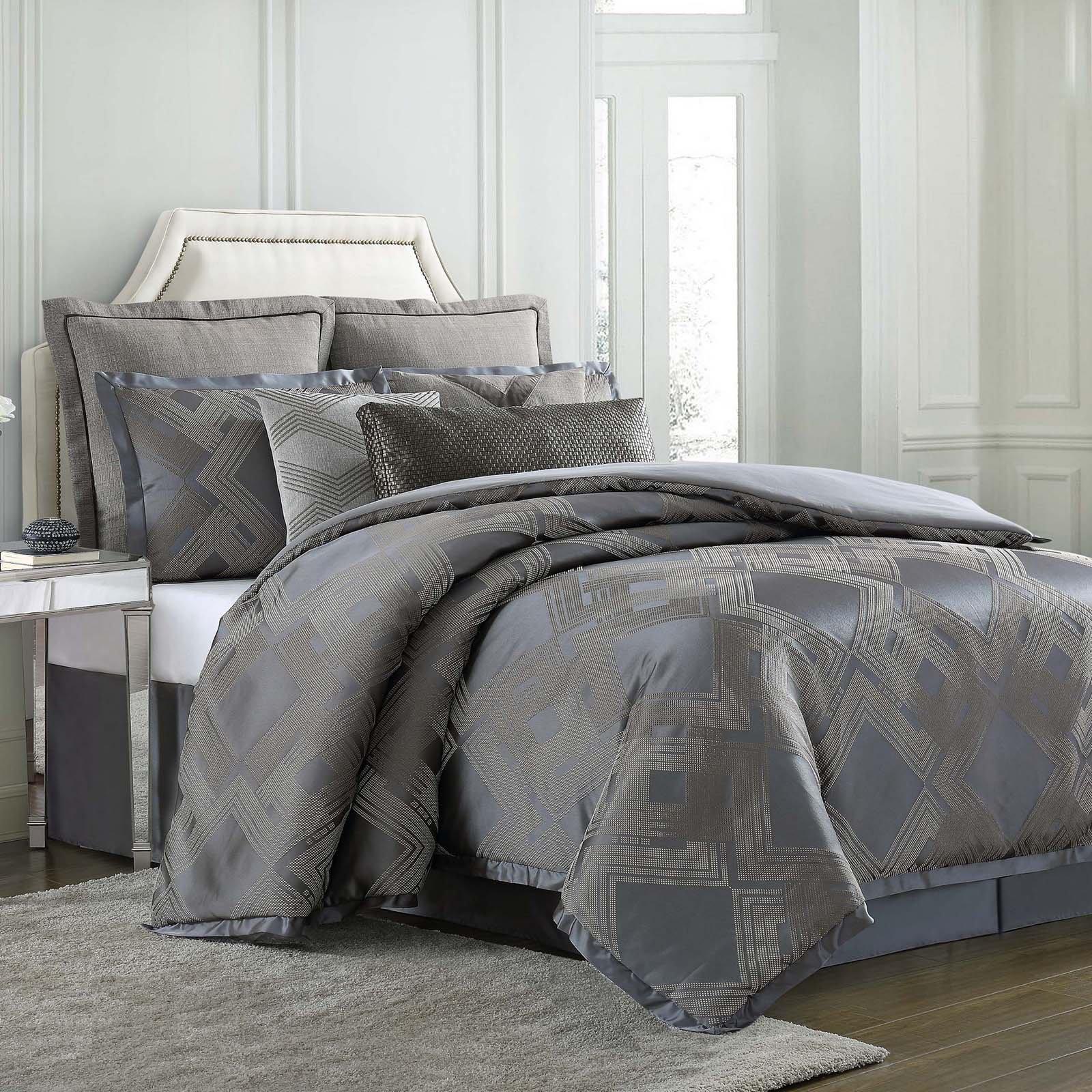 Emporio Comforter Set by Charisma