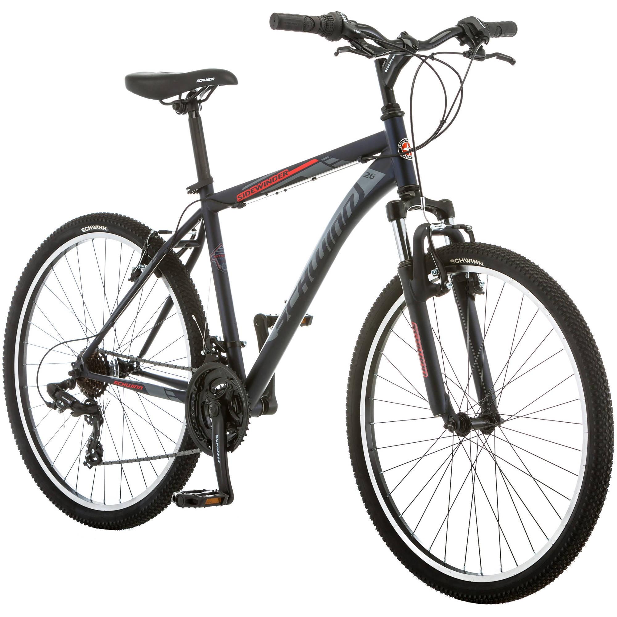 "26"" Schwinn Sidewinder Men's Mountain Bike"