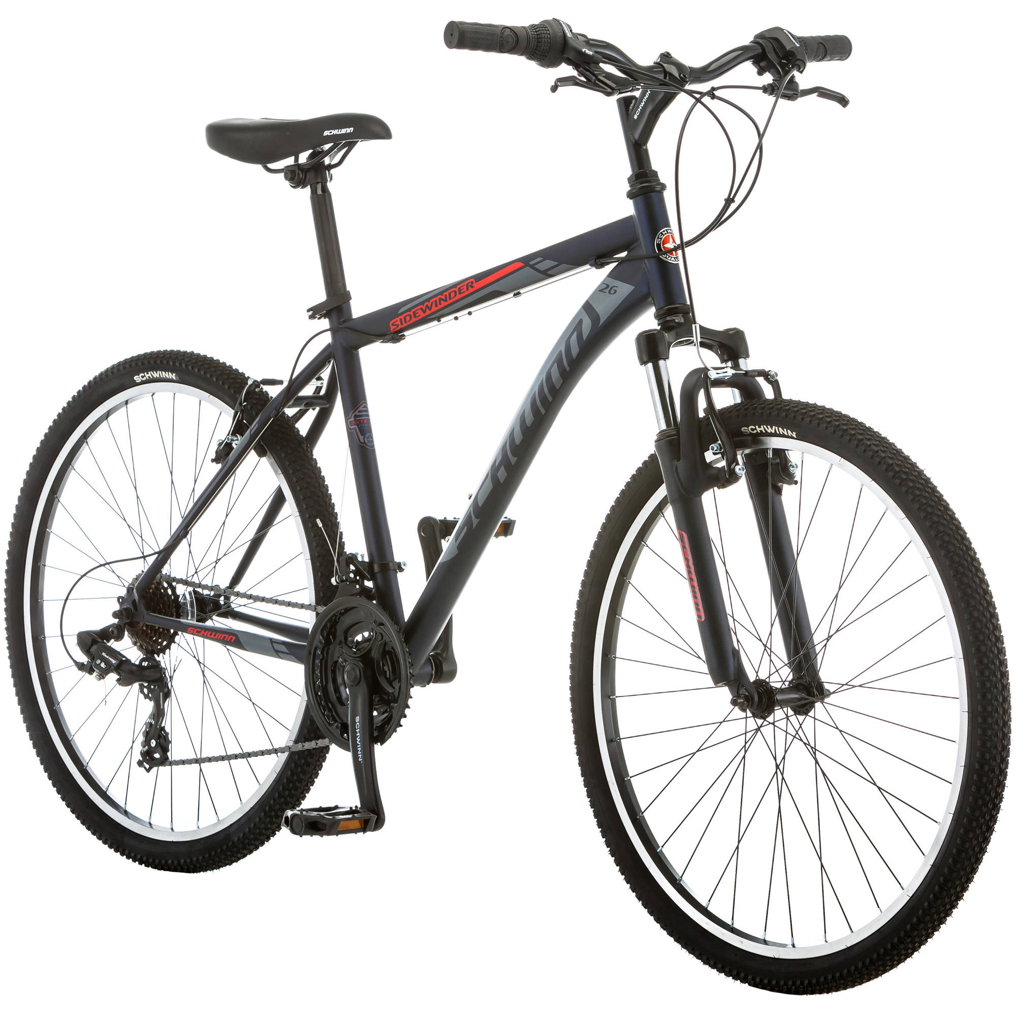 "26"" Schwinn Sidewinder Men's Mountain Bike"