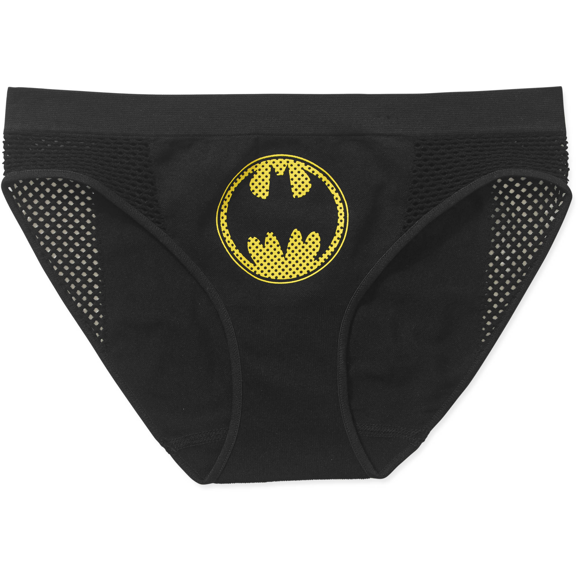 Batman Juniors License Seamless Bikini Panty