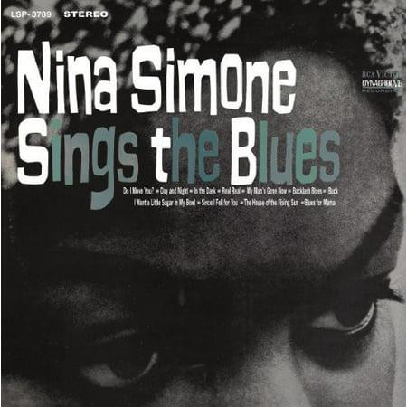 - Nina Simone Sings the Blues (Vinyl)
