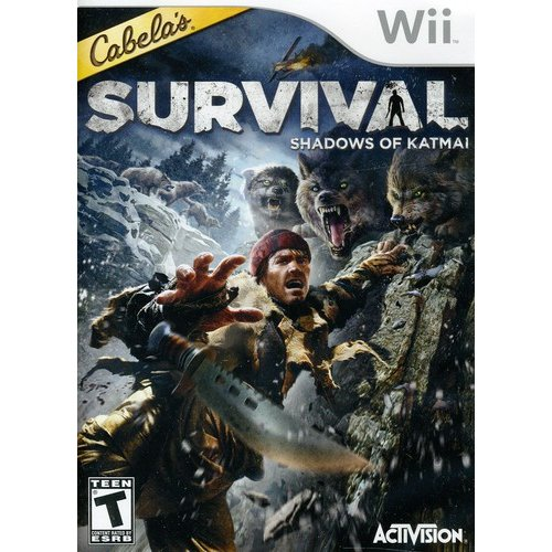 Cabela's Survival Adventures: Shadows of Katmai (Wii)