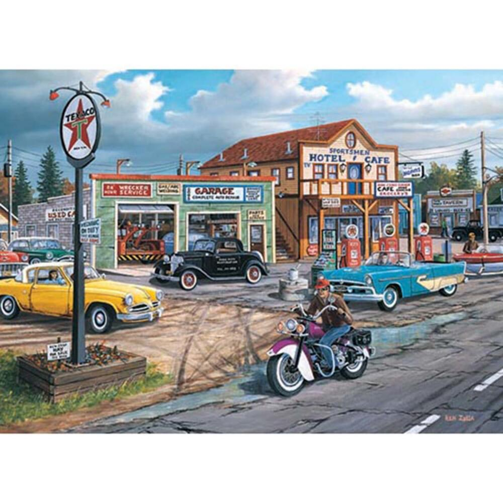 Cobble Hill Crossroads Jigsaw Puzzle
