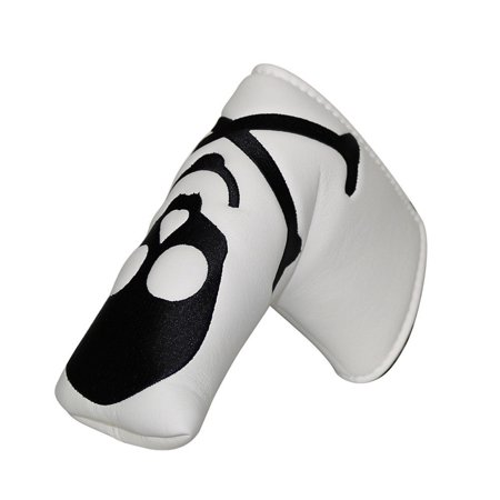 Skull Golf Putter Cover Headcover For Blade Style club