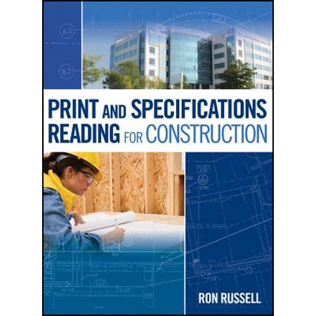 Print and Specifications Reading for Construction (Standard Specification For Construction Of Roads And Bridges)
